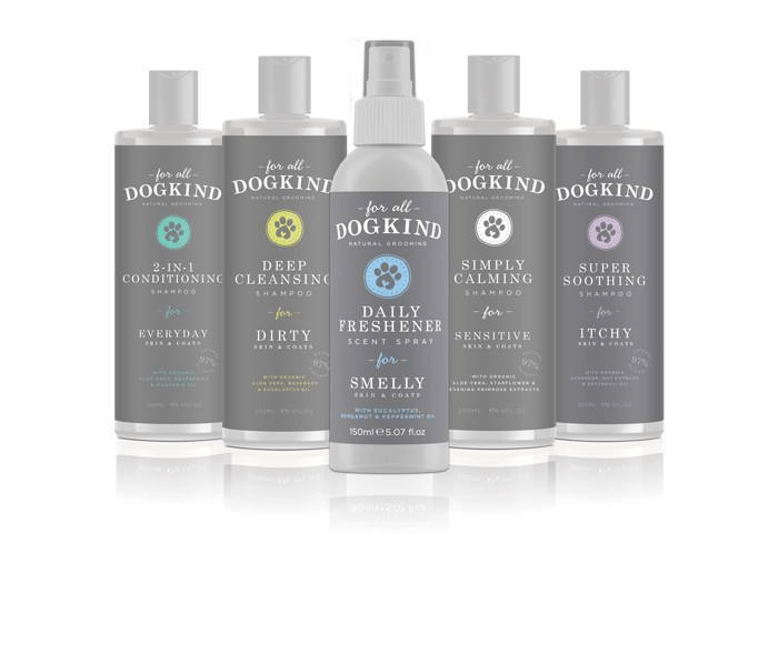 Barkingham Palace Dog Grooming Products